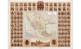 El antiguo reino de Nueva España