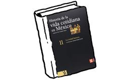 La ciudad barroca. Historia de la vida cotidiana en México, vol. II