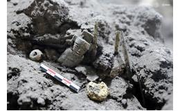 Élite maya residió en Teotihuacan, revelan hallazgos en la Plaza de las Columnas