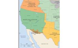 De cuando México vendió el territorio de La Mesilla a Estados Unidos