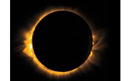El impresionante eclipse anular de 1908