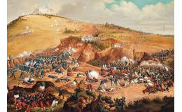 Modesto Arreola, héroe poco conocido de la Batalla del 5 de Mayo (1862)