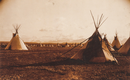 Los apaches en la historia