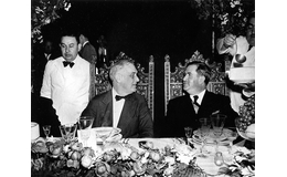 Reunión entre iguales: Ávila Camacho y Roosevelt