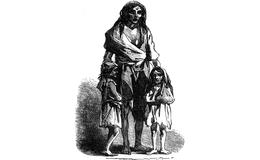 La Gran Hambruna irlandesa, 1845-1849