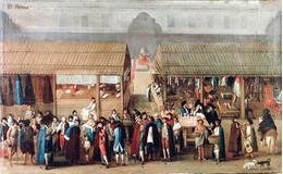 Los poderosos mercaderes y el Consulado de México en la época virreinal