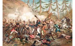 La trágica batalla que terminó en masacre en el cerro del Calvario, 1811