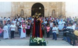 La impresionante procesión del Santo Sepulcro II
