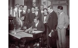 """""""Del trabajo y la previsión social"""", el derecho que nació con la Constitución de 1917"""