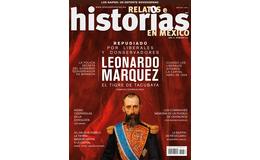 110. LEONARDO MÁRQUEZ. EL TIGRE DE TACUBAYA