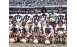 Así obtuvo su primera copa el club de futbol de la UNAM en 1977