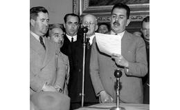 Discurso del Presidente Lázaro Cárdenas con motivo de la Expropiación Petrolera