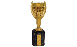 El misterioso robo del primer trofeo del mundial de futbol