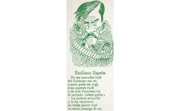 ¿Cómo retrató José Guadalupe Posada a Emiliano Zapata?
