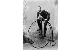 De cuando la bicicleta llegó a México