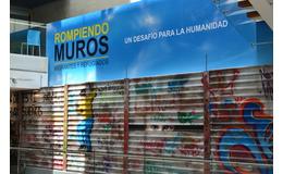 """""""Rompiendo Muros. Migrantes y refugiados. Un desafío para la humanidad"""" en el Museo Memoria y Tolerancia"""