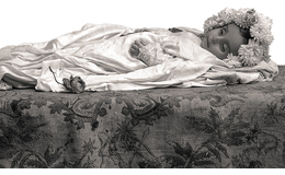 Fotografiar a niños muertos, una tradición del siglo XIX