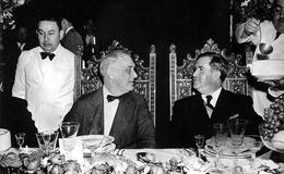 Roosevelt pacta con México en plena Segunda Guerra Mundial