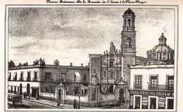 San Hipólito, un lugar para los locos en la Nueva España