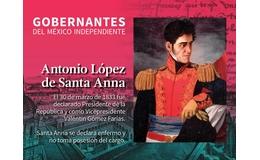 Antonio López de Santa Anna (1833)