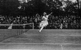 Suzanne Lenglen: la tenista espectacular