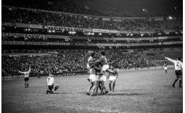 ¿Sabían que la primera Copa Interamericana se jugó en el Estadio Azteca?