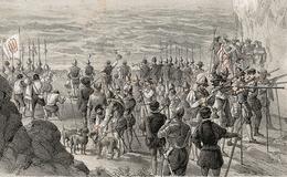La expedición de Grijalva en el reino de Centla