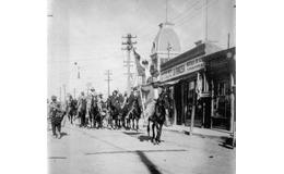Del 8 al 10 de mayo de 1911 se llevó a cabo la toma de Ciudad Juárez