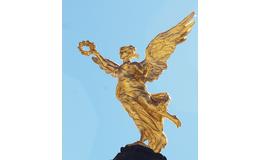 Un ángel con ángel