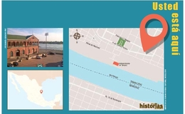 Usted está aquí: La aduana de Tampico