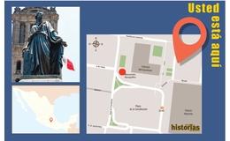 Usted está aquí: Monumento hipsográfico en honor a Enrico Martínez