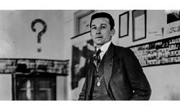 ¿Conocen la historia del Sherlock Holmes mexicano?