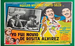"""¡Vamos al cine! Les recomendamos """"Yo fui novio de Rosita Alvírez"""""""
