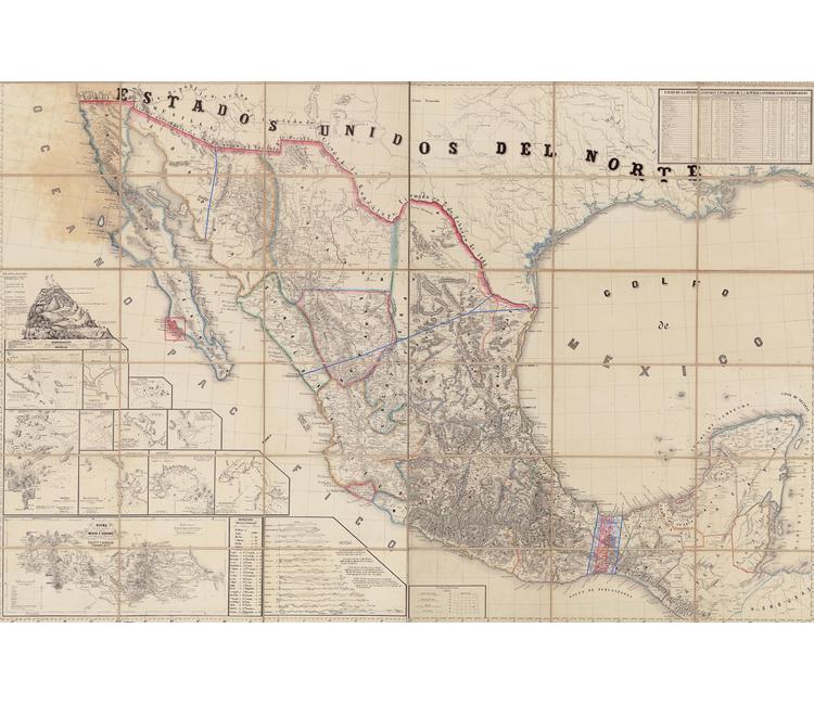 ¿Qué cedía el tratado McLane-Ocampo firmado con Estados Unidos?
