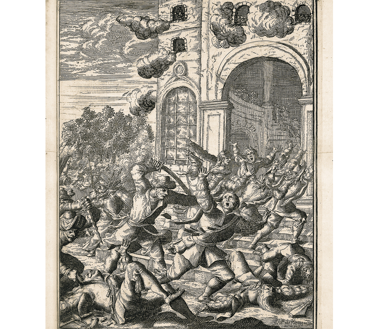 El asalto pirata de Lorencillo y Agramont a Campeche en 1685
