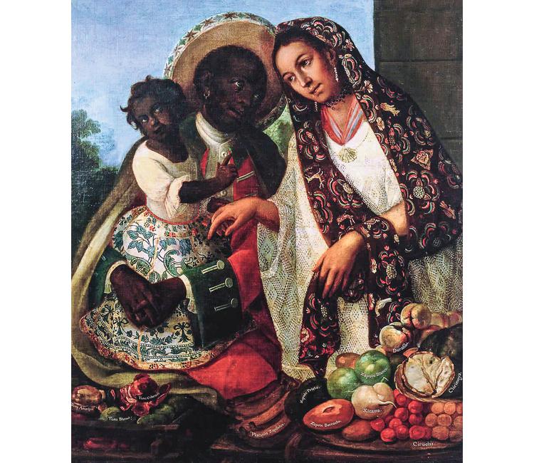 La raíz africana en México