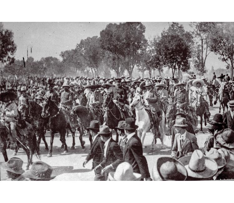 1914 en México y en el Mundo