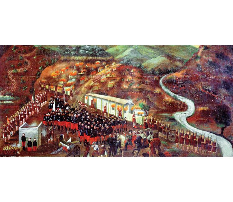 El día que Juárez escapó de las manos de Miramón