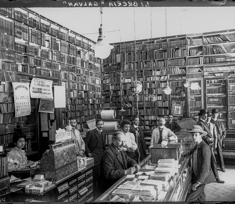 Recuerdos de un viejo librero revolucionario