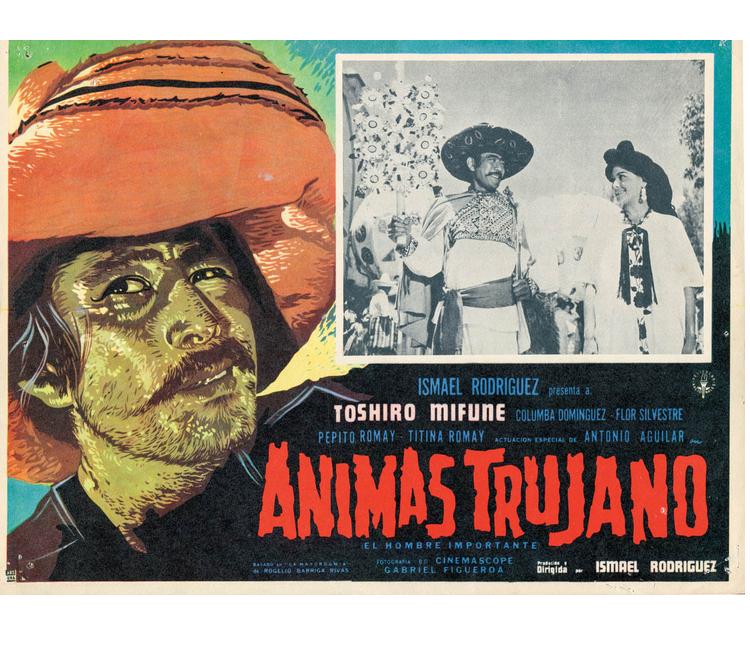 Las estrellas de cine que causaron sensación en Oaxaca en 1961
