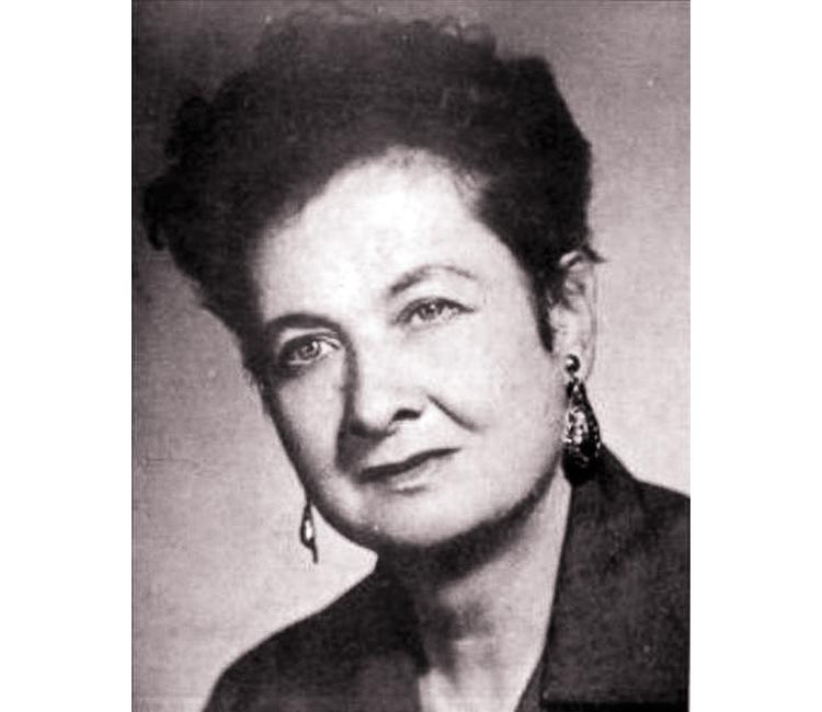 Emma Godoy, filósofa, escritora y humanista