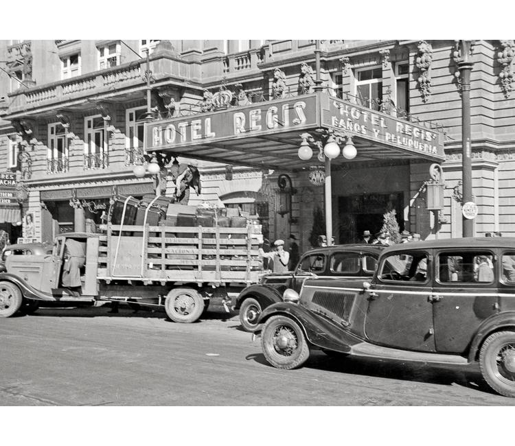 ¿Se acuerdan del Hotel Regis? El terremoto de 1985 cortó de tajo con su existencia