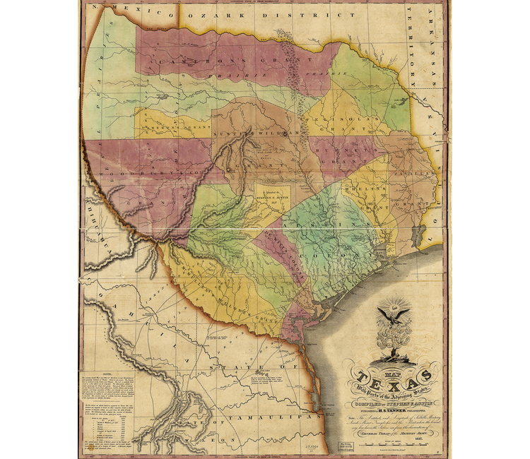¿Cómo se perdió Texas?