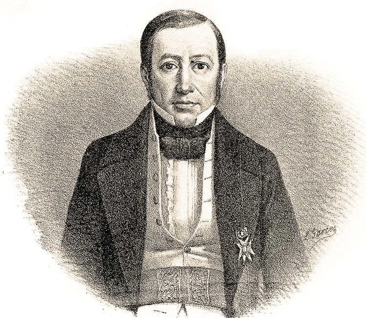 La traición de Mariano Paredes y Arrillaga