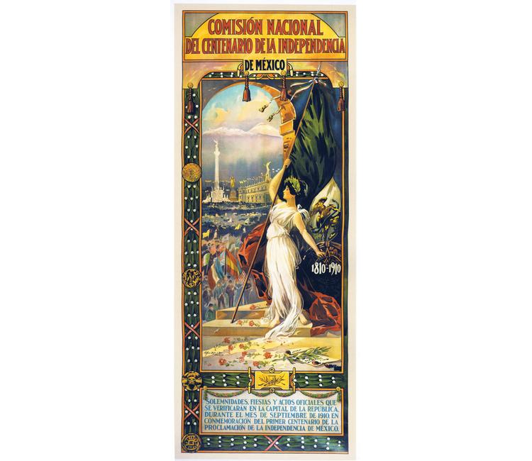 """Recuerdos del Zócalo (V): """"Las inolvidables fiestas del Centenario de la Independencia en 1910"""""""