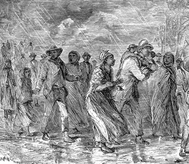 Los exesclavos negros que llegaron al norte de México en el siglo XIX
