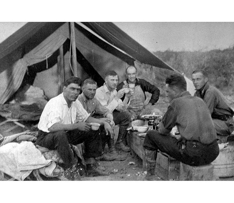 La persecución de Estados Unidos a Pancho Villa. Texto original de John Reed