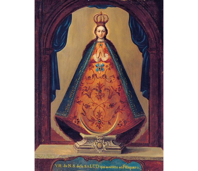 La Beatita de Pátzcuaro, consuelo para las embarazadas
