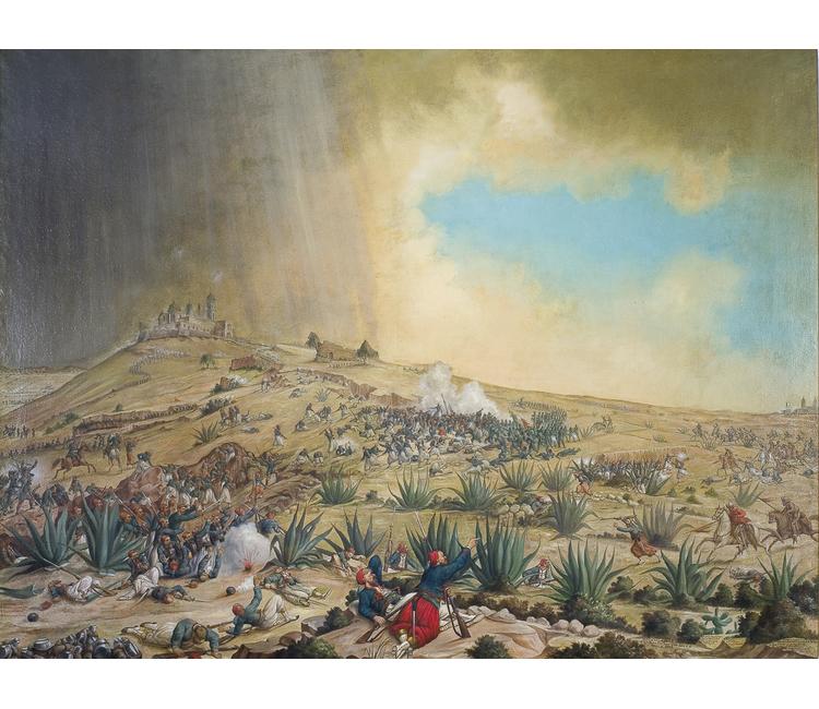 ¿Quiénes eran los famosos zuavos que pelearon en la batalla del 5 de mayo en Puebla?