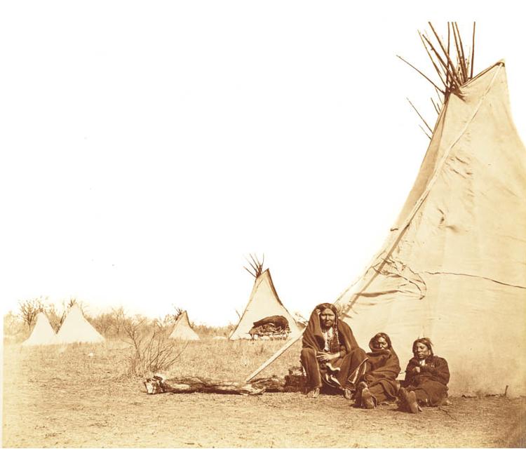 Una historia de Comanches
